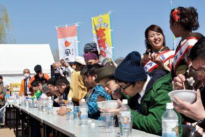 納豆早食い世界大会
